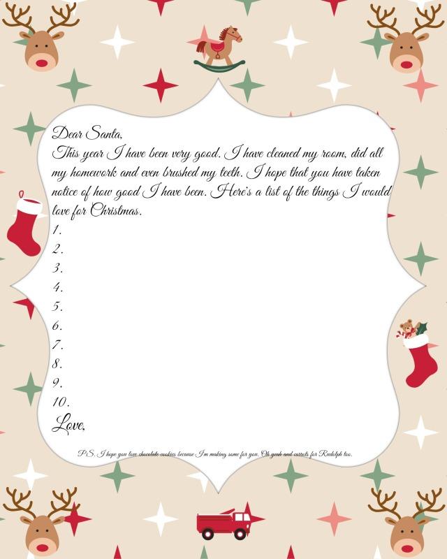 Dear Santa Boy