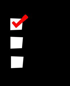 free-clip-art-check-list