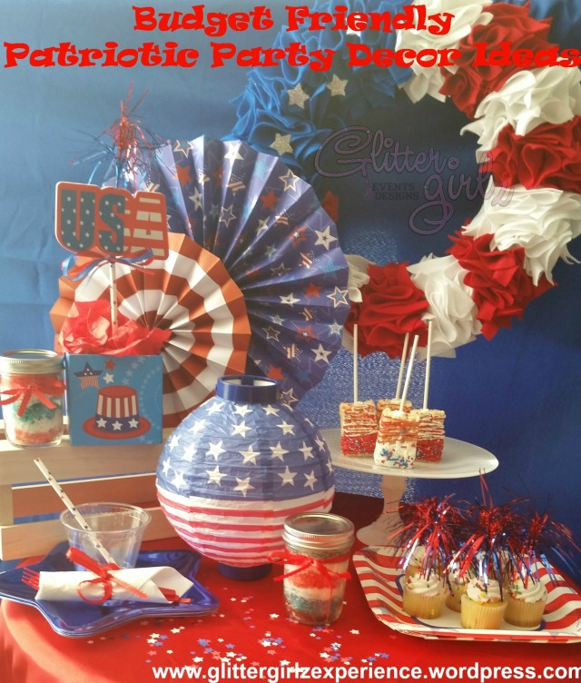 Patriotic Party Decor Ideas