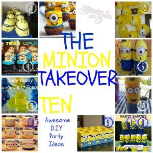Minion Takeover